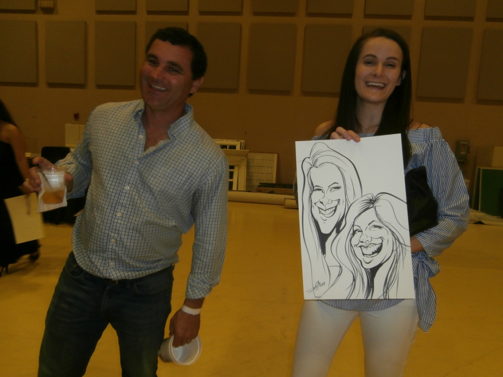 Caricature Artist Atlanta