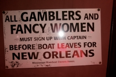 Riverboat Gambler Party