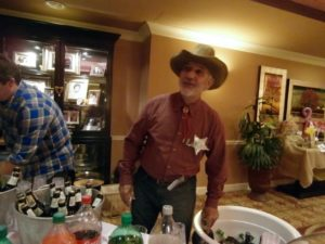country western theme party